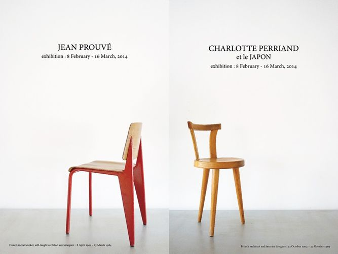 Jean Prouve Charlotte Perriand
