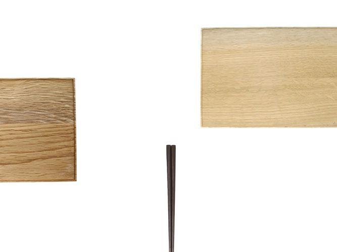東屋の角盆「折敷」、木箸がセールに