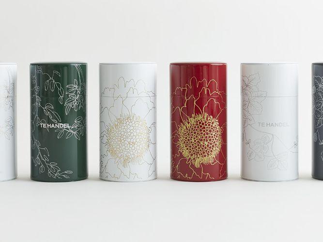 TE HANDELの新デザイン缶「PLANTS」