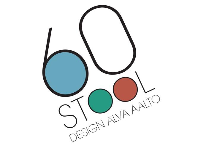 アクタス限定カラーのArtek・STOOL 60