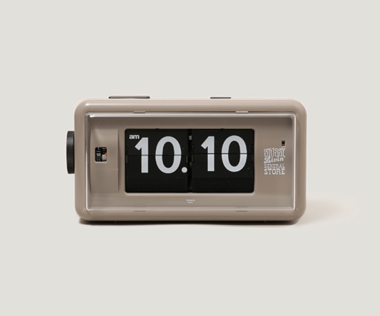STUSSY Livin GENERAL STORE GS Flip Clock