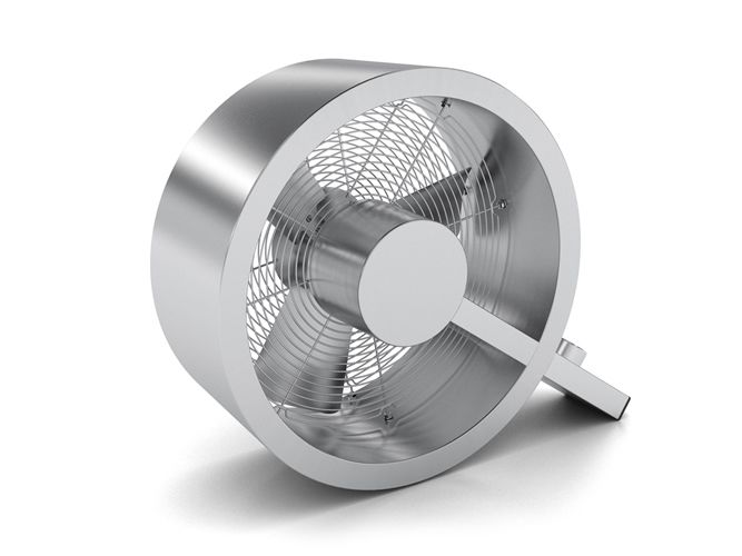「Q」の扇風機