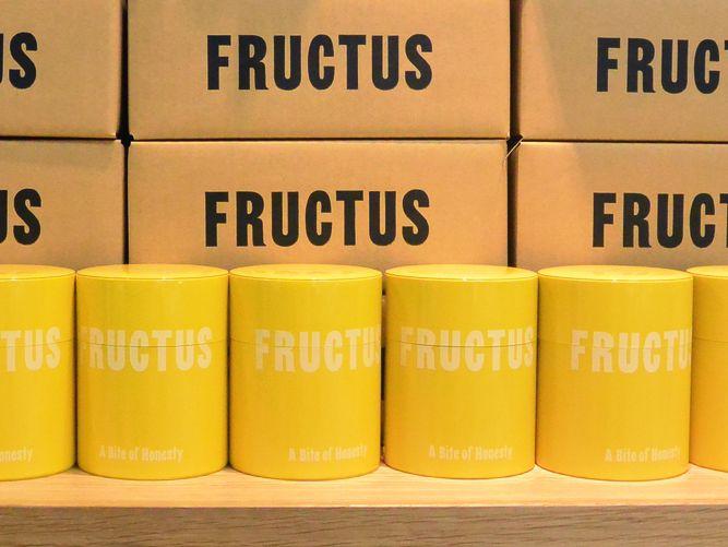 FRUCTUSの新ショップに行ってきました
