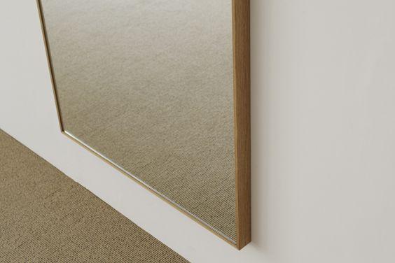 Rimmed Mirror-BUILDING fundamental furniture01