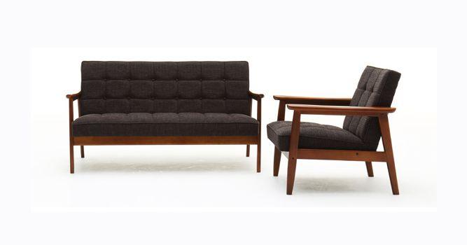 karimoku60-K Chair_milan Black
