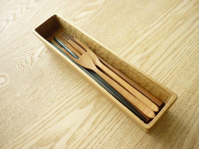 三谷龍二さんと一緒に木のスプーンを作る!?