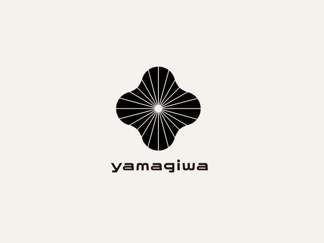ヤマギワのロゴが佐藤卓によりリニューアル