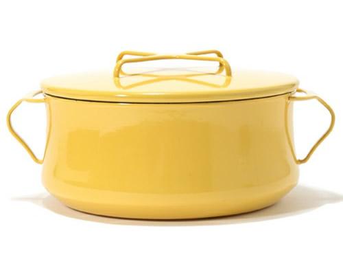 DANSK Kobenstyle mustard Yellow_003