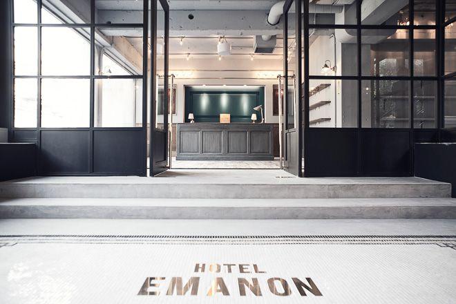 渋谷にホテルライクな複合施設「HOTEL EMANON」がオープン