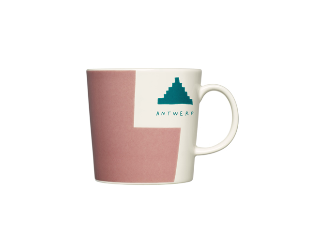 Iittala City mug 0.3L Antwerp