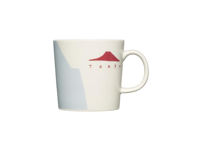 イッタラの「東京」マグ、イッタラショップ全店で販売開始