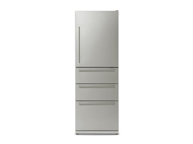 無印良品、9年ぶりにステンレス製の冷蔵庫を発売