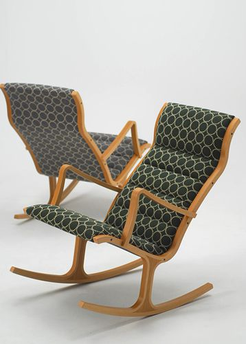 tendo-mokko_rocking chair_ mina perhonen