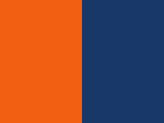 HASAMIシリーズの2014年新カラーは「オレンジ」と「ネイビー」