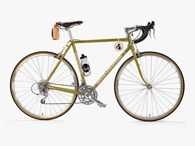 House Industriesって自転車も作ってるんですね