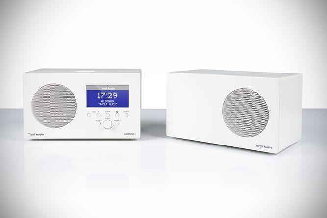 このスピーカー(ラジオ付き)が欲しい…Tivoli Audio「ALBERGO」