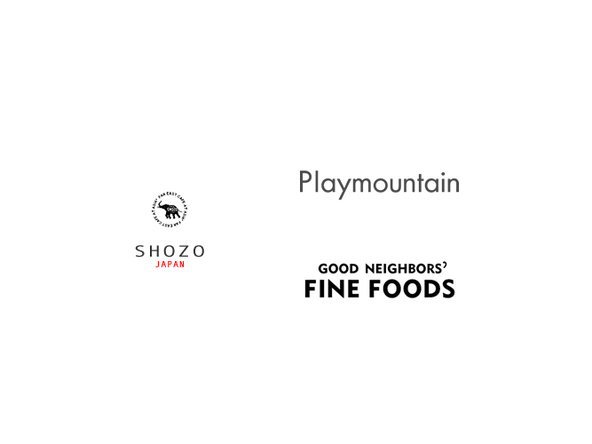 1988 CAFE SHOZO × Playmountain & GOOD NEIGHBORS' FINE FOODS