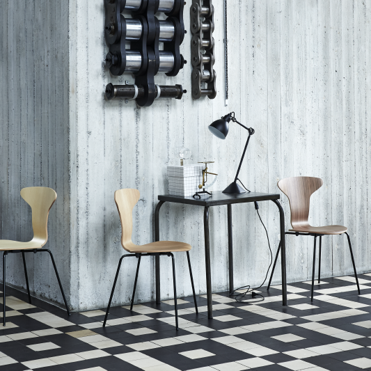Arne Jacobsen Munkegaard chair_006