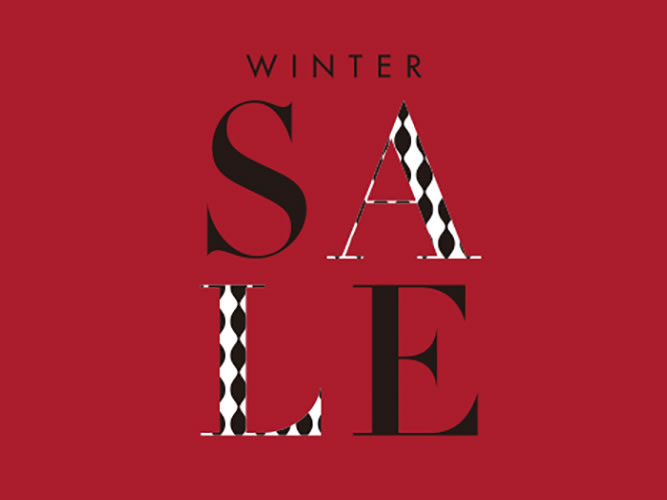 BALSもWINTER SALE