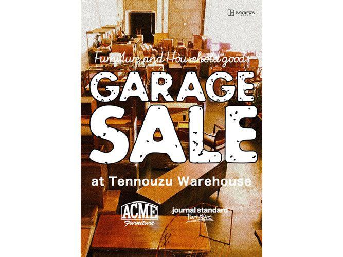 GarageSsale