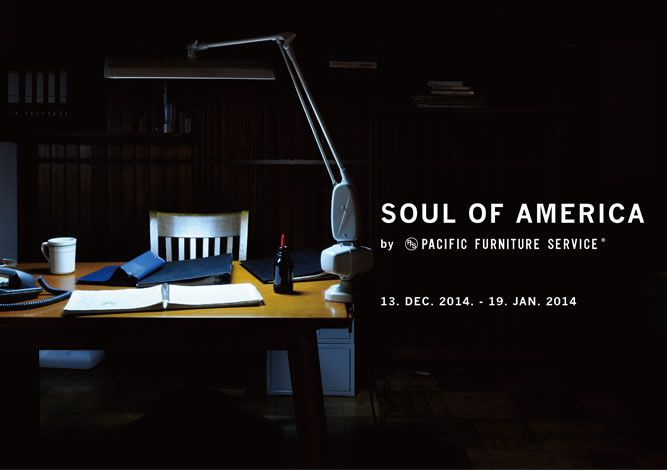 Soul of America by PACIFIC FURNITURE SERVICE