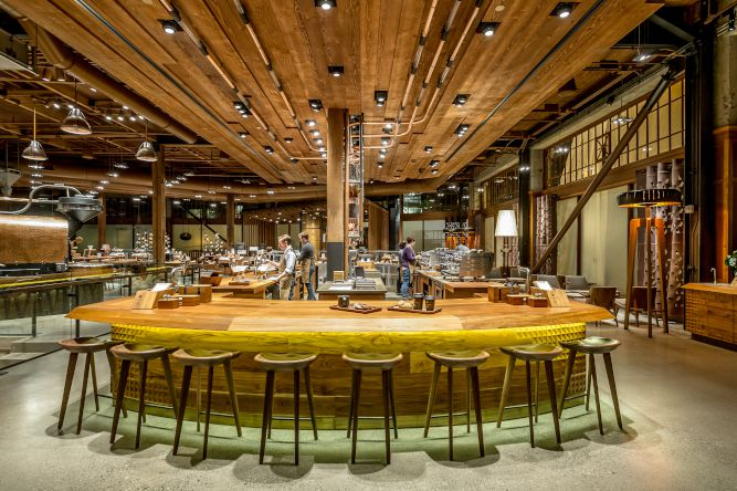 Starbucks_Reserve Roastery and Tasting Room_005