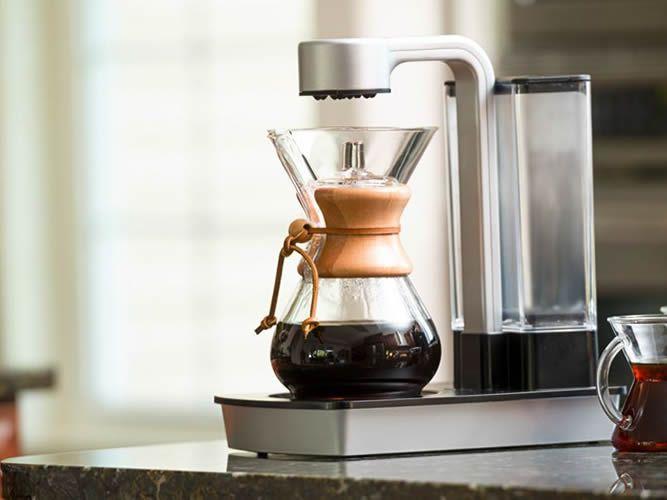 CHEMEX(ケメックス)から自動コーヒーメーカー「Ottomatic」登場