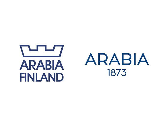 ARABIA(アラビア)のロゴが変わったそうです