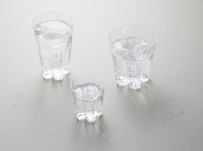SAKURASAKU Glass