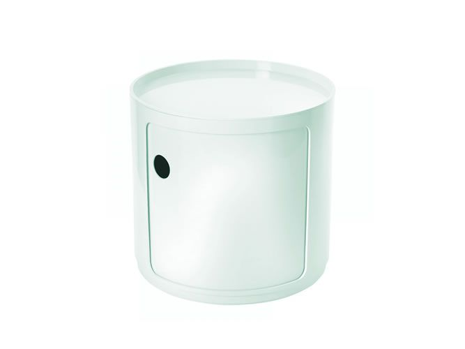 kartell-Round Element-Ice Green