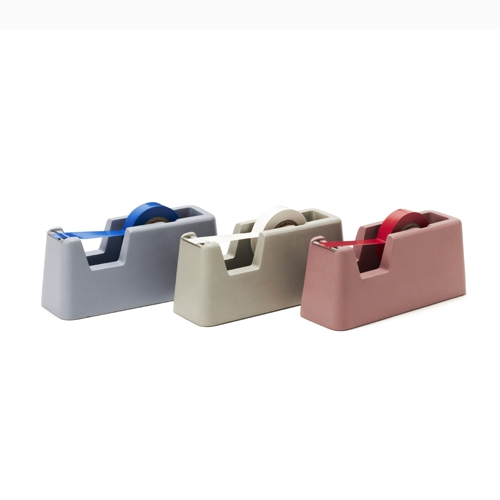 Areaware Concrete Tape Dispenser color