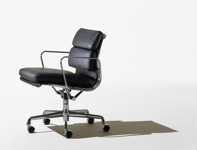 Eames Soft Pad Group Management Chair