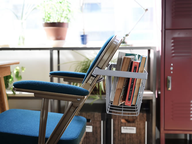 BOOK RACK for CLARIN CHAIR