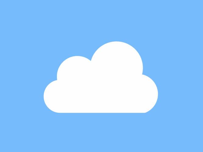 「雲」型アイテムいろいろ