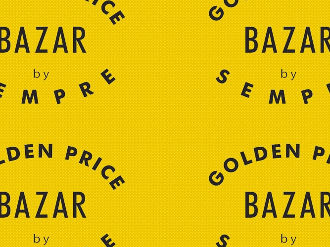 GOLDEN PRICE BAZAR by SEMPRE