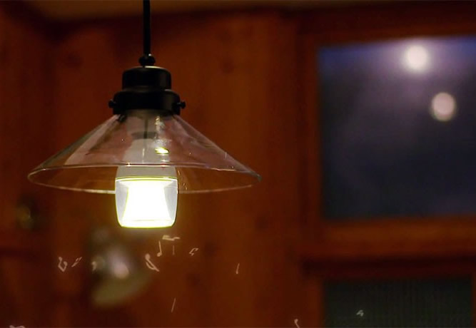 SONY(ソニー)が「スピーカーになるLED電球」発売