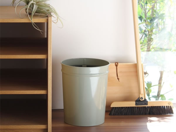 昭和のごみ箱+ひと工夫