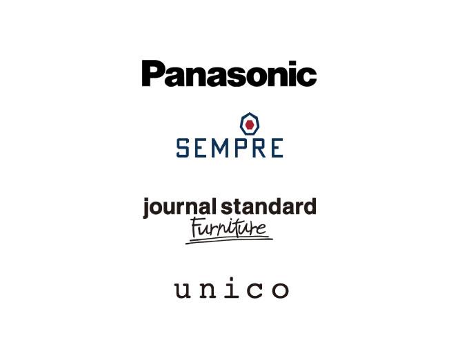 パナソニックがunico/SEMPRE/JSFとコラボ!