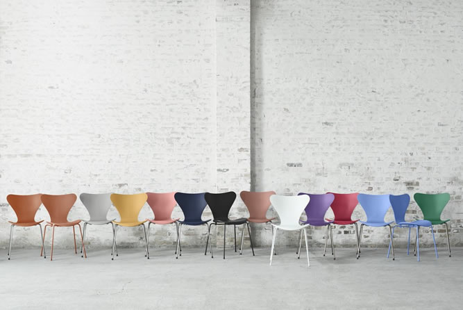 Seven Chair New Color
