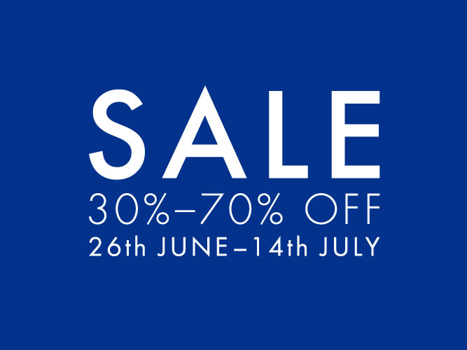 conranshop summer SALE 2015