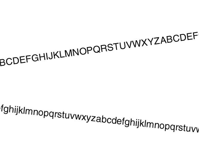 Helvetica masking-tape