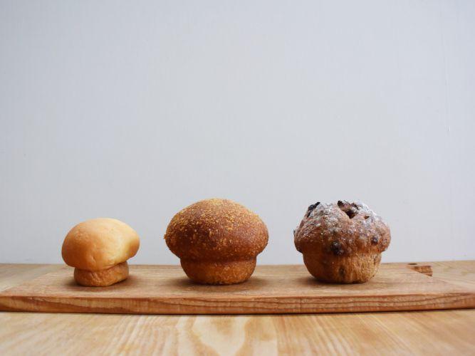 「パンのある生活」と365日のパン