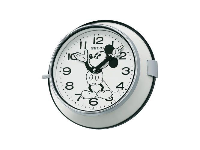 SEIKO「船舶時計」「バス時計」がミッキーマウスがコラボ