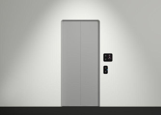 深澤直人が日立のエレベーターをデザイン
