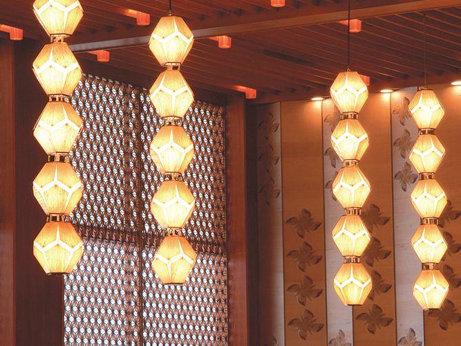 ホテルオークラが改装後のインテリアについて発表