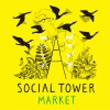 SOCIAL TOWER MARKET 2015