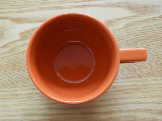 hasami-BLOCK MUG-orange_001