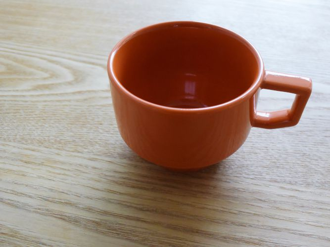 hasami-BLOCK MUG-orange_003