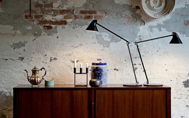 nendoの「AJ Table」モチーフのライト、発売されています