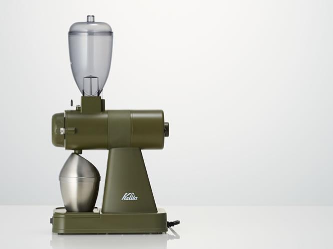 Kalita製「次世代のコーヒーグラインダー」